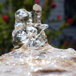 Fountain by Sandy Spencer Coomer
