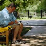 Writing at The Labyrinth